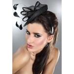 LivCo Corsetti Ozdoba Mini top Hat 1 - černá - Univerzální