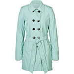 Peuterey Cotton Blend Lizzie Trench Coat