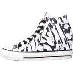 Converse CHUCK TAYLOR ALL STAR MID LUX Keilstiefelette white/black