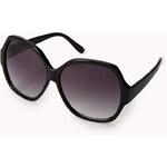 Forever 21 F7943 Oversized Square Sunglasses