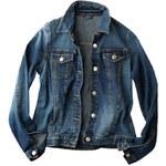 Blancheporte Džínová bunda modrá