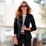 Blancheporte Kostýmkové sako černá