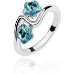DAMSON Prsten s krystaly Swarovski
