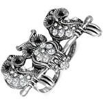 DAMSON Dámský prsten OWL