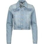 Tally Weijl Blue Short Denim Jacket