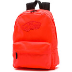 VANS Realm Backpack Neon Coral OS
