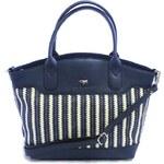 Luxusní tmavě-modrá kabelka Gil Holsters G353347 modrá