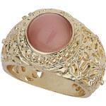 Topshop Floral Patterned Ring