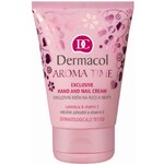 Dermacol Exkluzivní krém na ruce a nehty Aroma Time (Aroma Time Exclusive Hand and Nail Cream) 100 ml