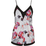 Topshop **Floral Playsuit by Oh My Love