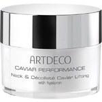 Artdeco Liftingový krém na krk a dekolt (Neck & Décolleté Caviar Lifting) 50 ml