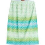 Missoni Crochet Knit Pencil Skirt