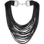 Topshop Multi-Row Cord Collar