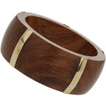 Topshop Wooden Bangle