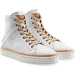 Hogan Rebel Espadrille High-Top Sneakers