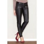 Černé kalhoty Figl M361 XL
