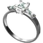 Hejral Zásnubní prsten Dianka 803