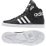 adidas EXTABALL W černá Boty EUR 36