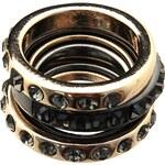 Kardashian Ring Lds CL52 7 Piece N
