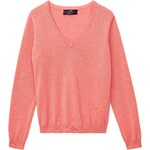 Gant Lt Weight Cotton V-Neck Jumper
