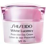 Shiseido Vyrovnávající denní krém White Lucency SPF 15 (Protective Day Cream) 40 ml