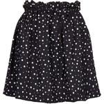 Topshop **Polka Iris Skirt by Annie Greenabelle