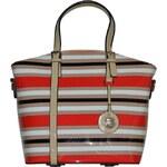 Briciole Módní dámská kabelka s proužky