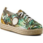 Espadrilky WRANGLER - Riviera Low WL151550 White/Tropical 307