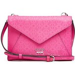 Guess Kabelka Bianco Nero Envelope Cross-Body
