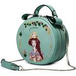 Just Star dámská kabelka PU zelená