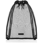 Topshop Mesh Drawstring Bag