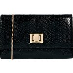 Dune Black Banty Clutch Bag