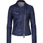 Peuterey Leather Charnette Biker Jacket