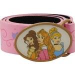 Disney Princess Buckle Belt Girls