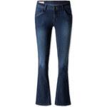 C&A Damen Ausgestellte Jeans in dunkelblau von Clockhouse