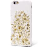 FANCY FLOWER WHITE bílá-zlatá