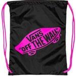 gymsack VANS - Benched Bag Black/Magenta (KMN)