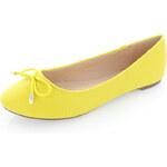 Žluté balerínky Brendon EUR36