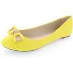 Žluté balerínky Santal 41