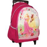 SunCe Batoh na kolečkách Disney princezny Růženka a Bella S-4830-PDS 5