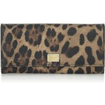 Dolce & Gabbana Continental Flap Wallet