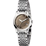 Gucci G-imeless collection stainless steel watch