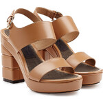 Salvatore Ferragamo Leather Sandals