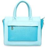 Světle modrá kabelka Lorenzo