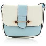 Modro-bílá kabelka Naela