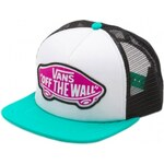 Vans BEACH GIRL TRUCKER HAT bílá OSFA