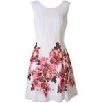 C&A Damen Tailliertes Kleid in weiss von Yessica