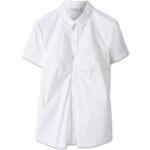 C&A Damen Taillierte Bluse in weiss von Yessica
