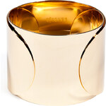 Maison Martin Margiela Two-Piece Brass Bangle Set