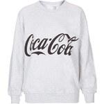 Topshop Coca Cola Sweatshirt